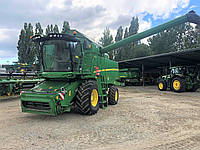 Зернозбиральний комбайн John Deere W650 2016 року, фото 1