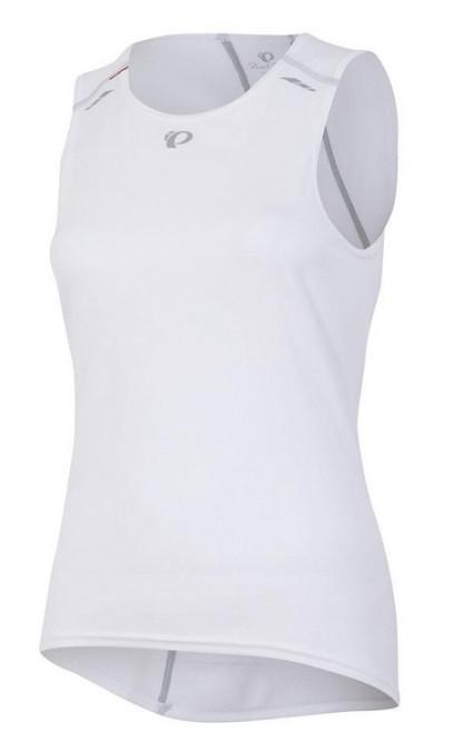 Термобілизна жіноча Pearl Izumi P.R.O. TRANSFER SL LITE, тонка без рукавів, біл, розм. M