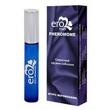 Духи с феромонами мужские CHROME №6 10 ml возбуждающие духи, фото 3