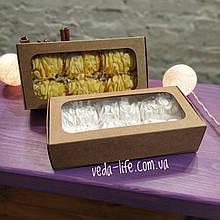 Зефир эксклюзивный на агаре и сахаре Болотова. Уникальные вкусы  (6 шт. из 2х половинок), 200 грамм