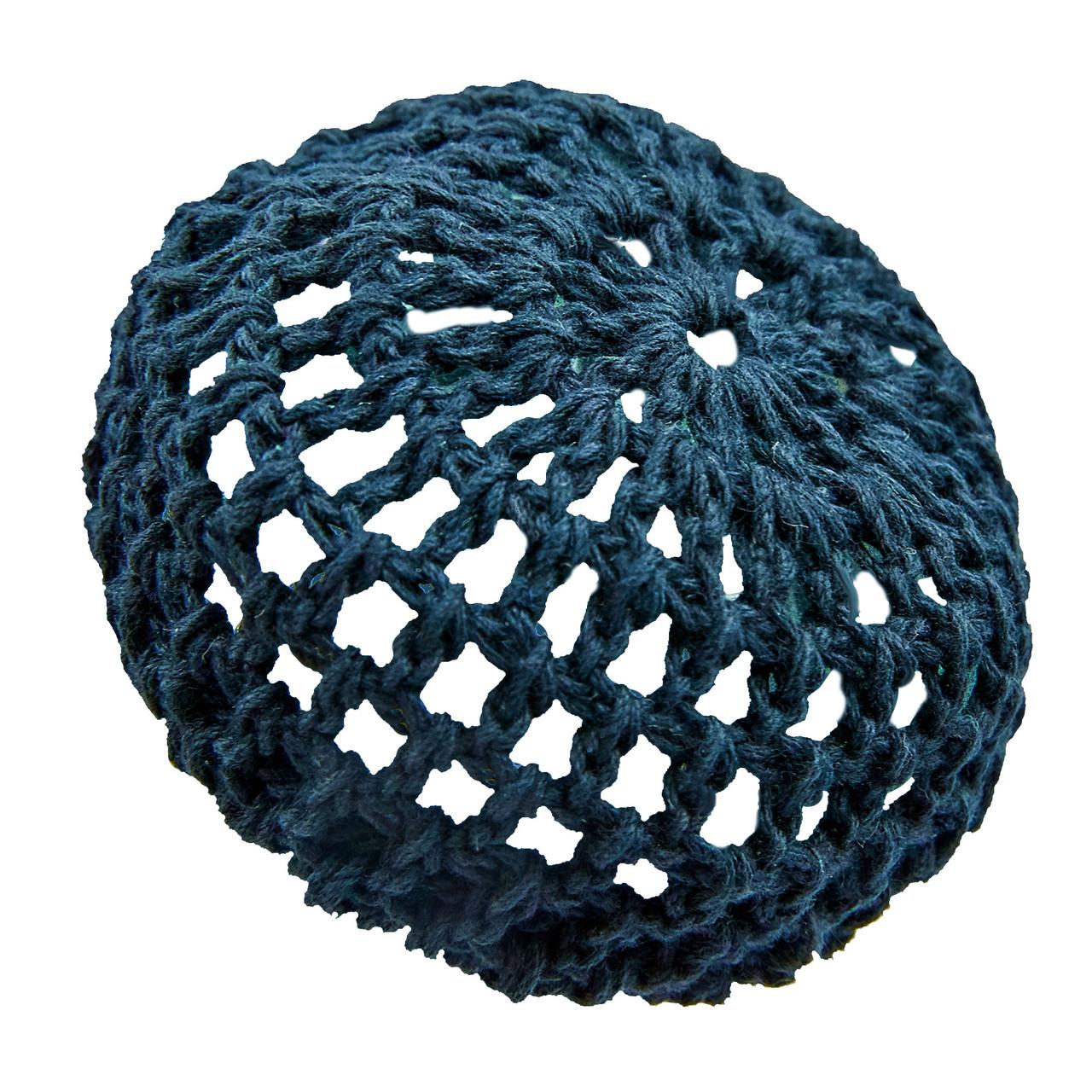 Сеточка для волос на пучек Zelart CO-9503 (Черный)