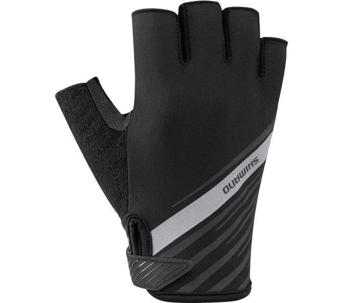Перчатки Shimano чорні, розм. M