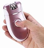 Эпилятор с бритвенной насадкой BR-2068, фото 6