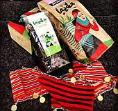 Черный чай с розой Lazika 350 г