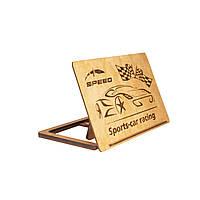 Подставка для планшета Спорткар