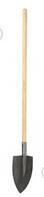 Лопата копальна остроконечна молоткова (АРМА)