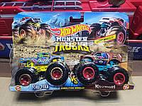 Hot Wheels Monster Trucks Demolition Doubles Монстер Трак Mattel