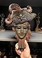Венецианская маска настенная Пират Veronese WS-324