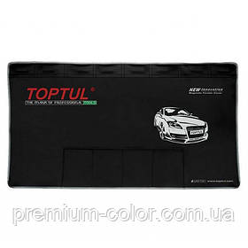 Защитная накидка на бампер виниловая с карманами 1070х600 TOPTUL JJAQ1106