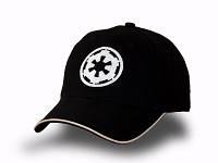 Кепка, бейсболка с логотипом Империи Star Wars
