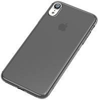 Чехол-накладка Ipaky 360° PC Full Protection PC Case Apple iPhone XR Clear Black #I/S