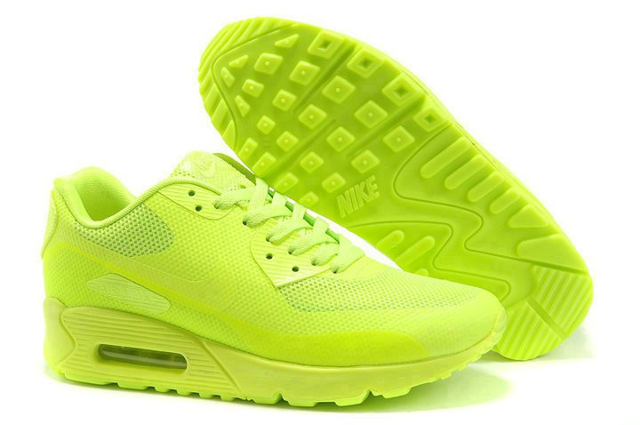 67224bb5 Кроссовки женские Nike Air Max 90 Hyperfuse (в стиле найк аир макс) желтые -