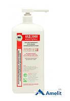 АХД 2000 экспресс, средство для дезинфекции рук, флакон с дозатором (Бланидас), 1 л