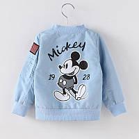 """Ветровка """"Mickey"""", размеры: 80, 90, 100, 110, 120"""