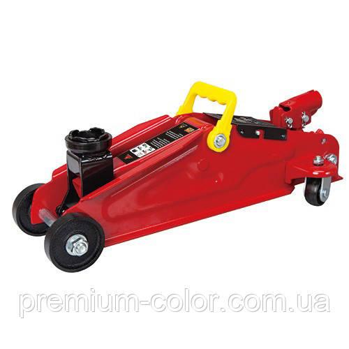 Домкрат автомобільний підкатний 2т 135-340 мм TORIN T820050