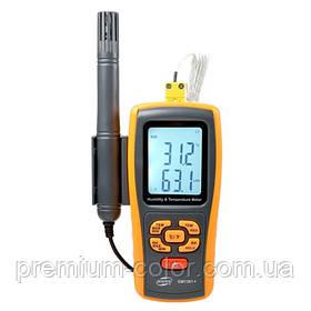 Термо-гигрометр Bluetooth 0-100%, -10-50°C BENETECH GM1361X