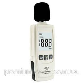 Шумомер 30-130 дБ BENETECH GM1352