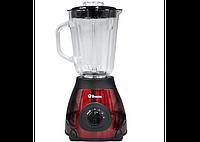Блендер-измельчитель стационарный Domotec MS-6611 с кофемолкой (стеклянная чаша)
