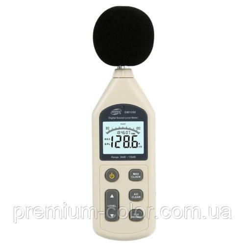 Шумомір USB 30-130 дБ BENETECH GM1356