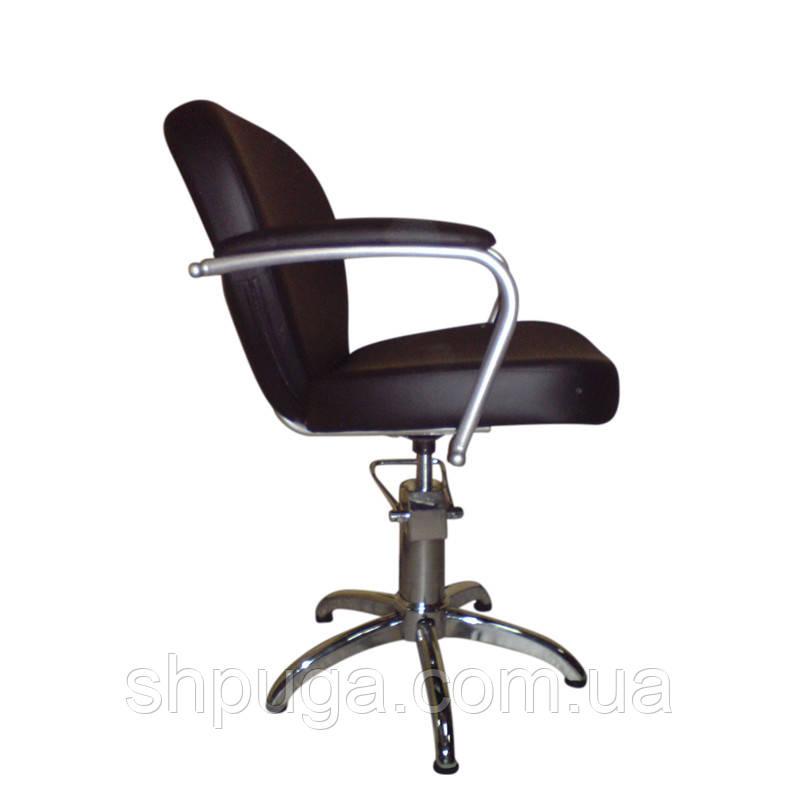Крісло перукарське на хрестовині Кр 011