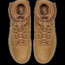 Кроссовки зимние  Nike Air Force 1 High '07 Wb CJ9178-200, фото 2
