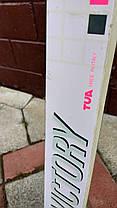 Лижі в хорошому стані фірми Tua Victory  Італія    180 см, фото 2