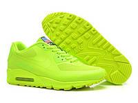 Кроссовки женские  Nike Air Max 90 Hyperfuse Ultragreen (найк аир макс)