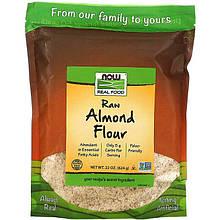 """Миндальная мука NOW Foods, Real Food """"Raw Almond Flour"""" (624 г)"""