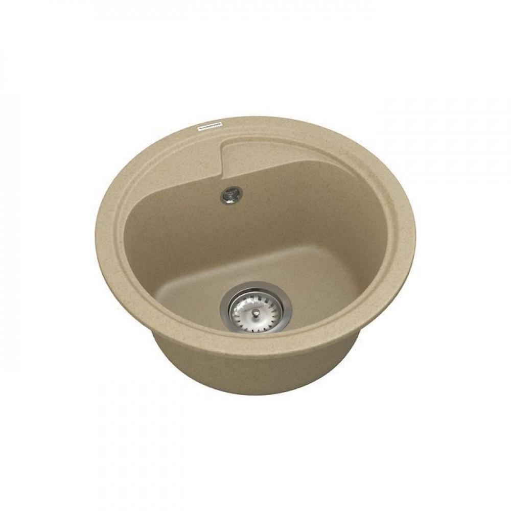Кухонна кругла мийка Vankor POLO PMR 01.45 Safari