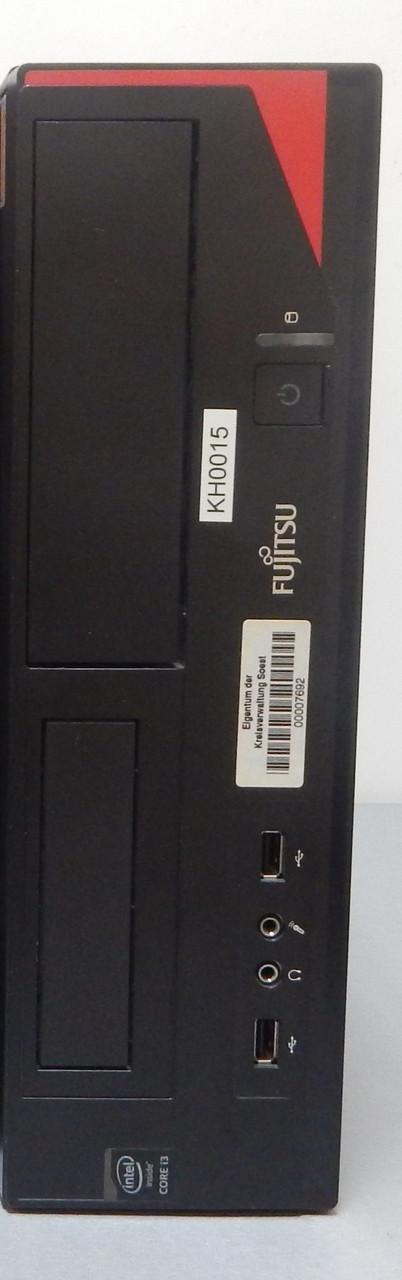 Системный блок -компьютер Б/У Fujitsu ESPRIMO E420 E85+ sff /i3-4170(3.7MHz)/ 4 Gb RAM/ Intel HD Graphics 4400