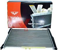 """Радіатор охолодження Ланос, Lanos """"VORTEX"""" (96182261-VX) з кондицион."""
