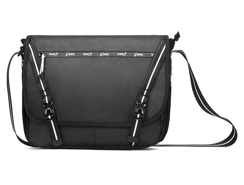 Спортивная сумка через плечо Super5 K00121, из водоотталкивающей ткани, 5л