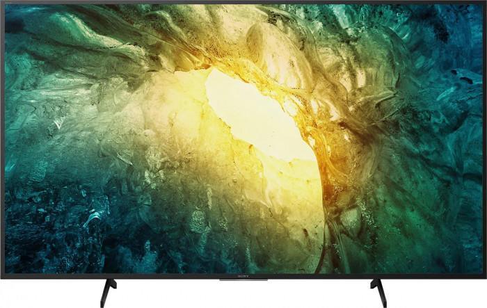 Телевизор Sony 55X7055 (MXR 200Гц, Ultra HD, Smart, HDR, 4K, Live Colour, Dolby Digital 20Вт)