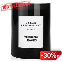 Ароматическая свеча Urban apothecary Verbena leaves 300 г (UALWVLC300)