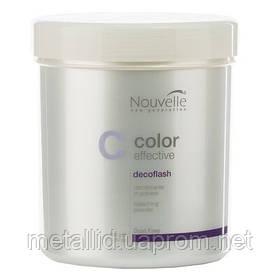 Сяюча пудра для волосся Nouvelle Color Effective Decoflash