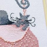 """""""Багіра"""" - Набір для вишивання хрестиком, фото 3"""