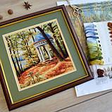 """Набір для вишивання хрестиком """"Осінній парк"""", фото 5"""
