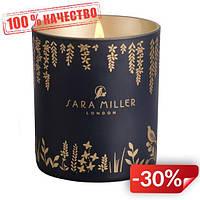 Ароматическая свеча Sara Miller Amber / Orchid & Lotus 240 г (SMC7005)