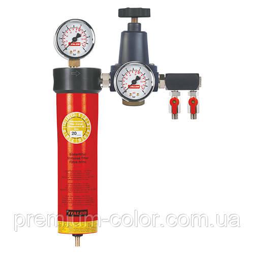 Блок підготовки стисненого повітря професійний (1 ступінь) ITALCO AC6001