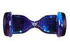Гироборд 10.5 Синий Космос, фото 3