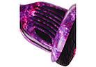 Гироскутер Гироборд Smart Balance 10.5 Фиолетовый Космос, фото 5