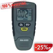 Толщиномер / измеритель толщины краски RM660 plus (HHDBVFD18YFVCFD)