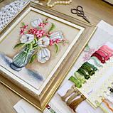 """""""Тюльпани"""" - Набір для вишивання хрестиком, фото 2"""