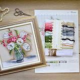 """""""Тюльпани"""" - Набір для вишивання хрестиком, фото 3"""
