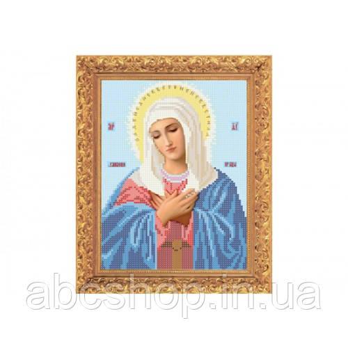 """Набір для вишивання бісером ікони """"Божа Матір Розчулення"""""""