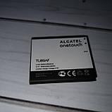 Аккумулятор (Батарея) Alcatel TLiB5AF 1800 mAh Ardesia 997D, фото 2