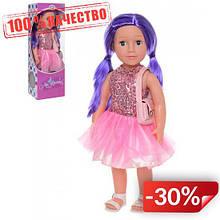 Кукла LimoToy M 3920 Ника UA 48 см