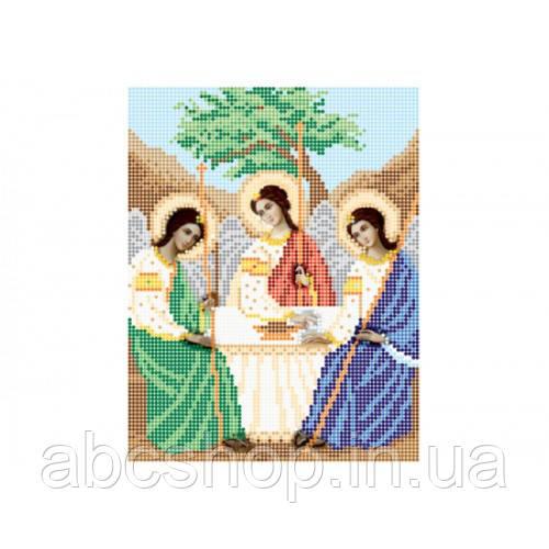 """""""Свята Трійця"""" - Схема для вишивки бісером ікони"""
