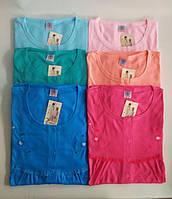 Ночная женская рубашка хлопок Джулия Нічна сорочка бавовна, фото 1