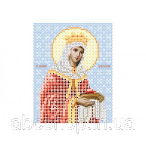 """""""Свята Рівноапостольна цариця Єлена"""" - Схема для вишивки бісером ікони"""